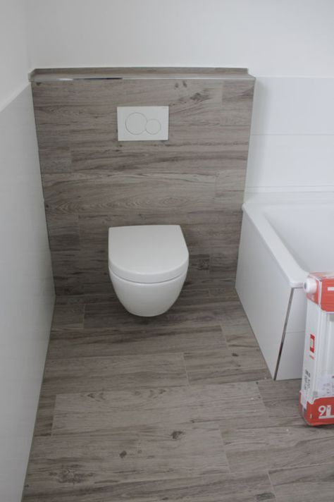 ... Badezimmer Gemauertes Regal