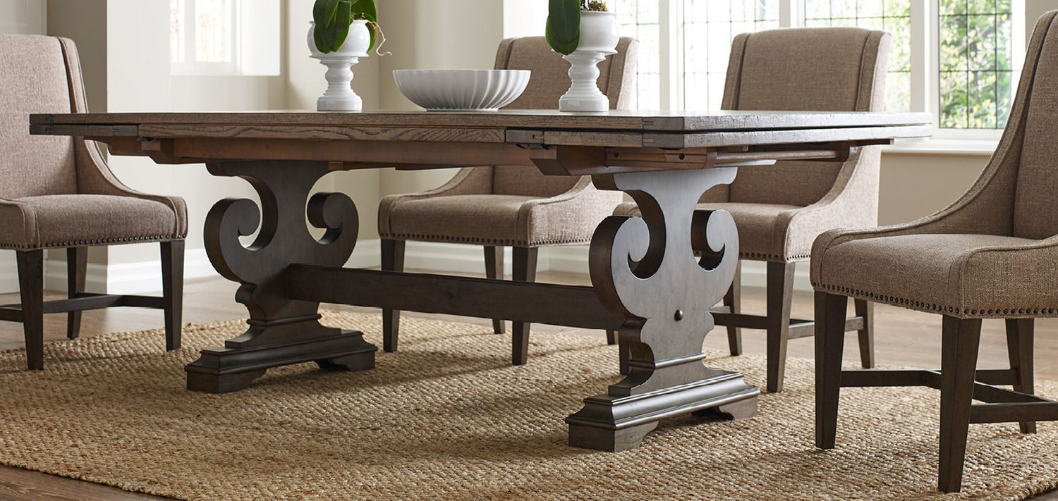 Introducing The Greyson Collection Wood Dining Room Table Dining Room Sets Living Room Sets