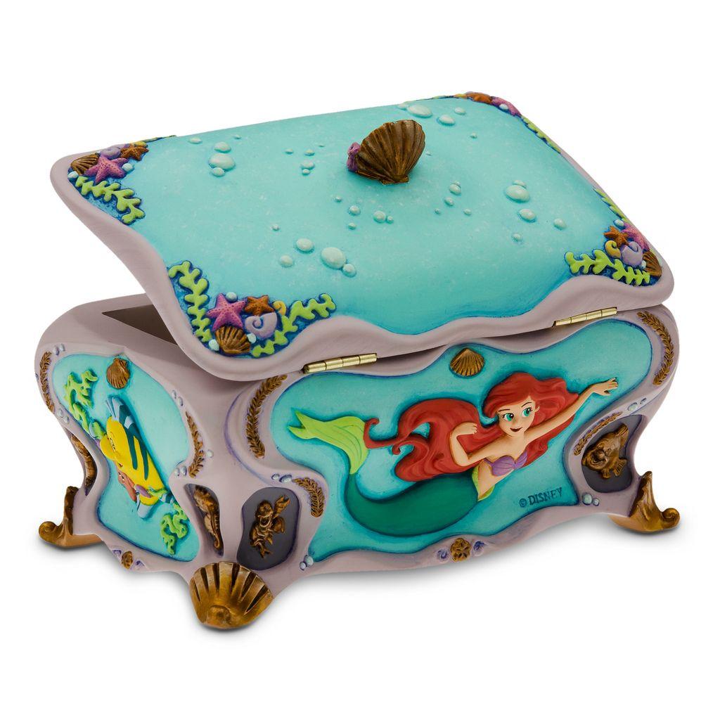 Disney Princesses Disney Princess Music Box Reconstructions