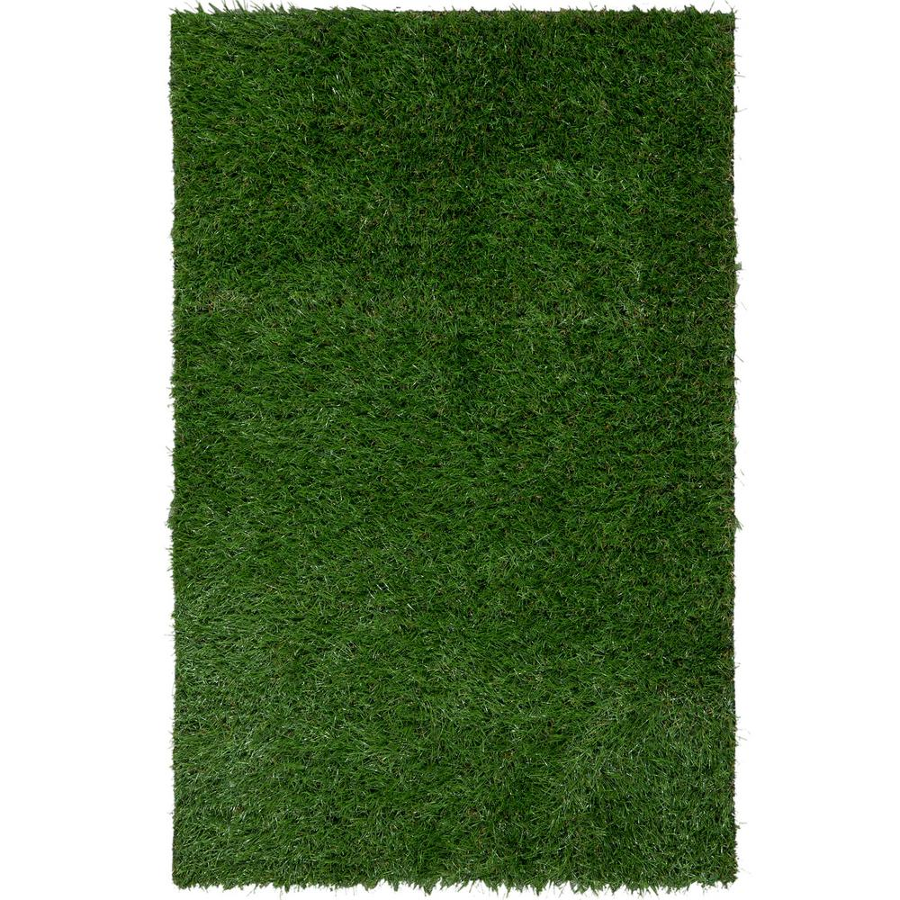 Garden Grass Collection 2 Ft X 3 Ft Artificial Grass Synthetic