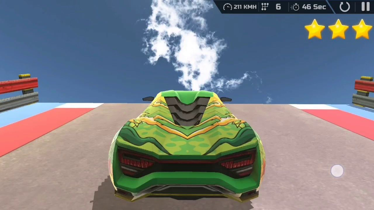 Mega Ramps Ultimate Gt Races Stunts Mega Ramp Car Games