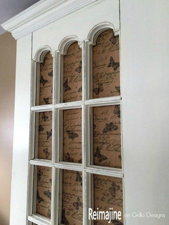 DIY DOOR FRAME TO KING SIZE HEADBOARD - DIY DOOR FRAME TO KING SIZE HEADBOARD Antique Doors, Doors And