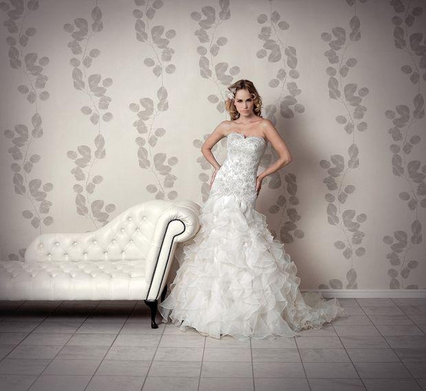Pretty Princess Wedding Dresses The Amanda Wyatt Bridal Collection 2017 I M