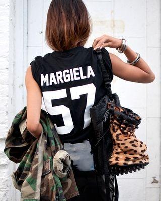 Style-Experten tragen Leopard mit Camouflage - gekonnt kombiniert kann es richtig stylish aussehen! #styleinspiration