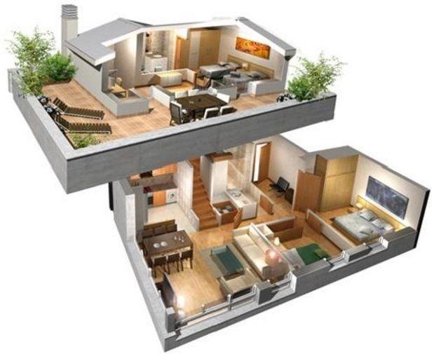 Planos De Casas Modernas Pequenas Yahoo Image Search Results