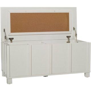 Home Storage Cork Filing Trunk With Organizer Tray | Overstock.com Shopping    The Best