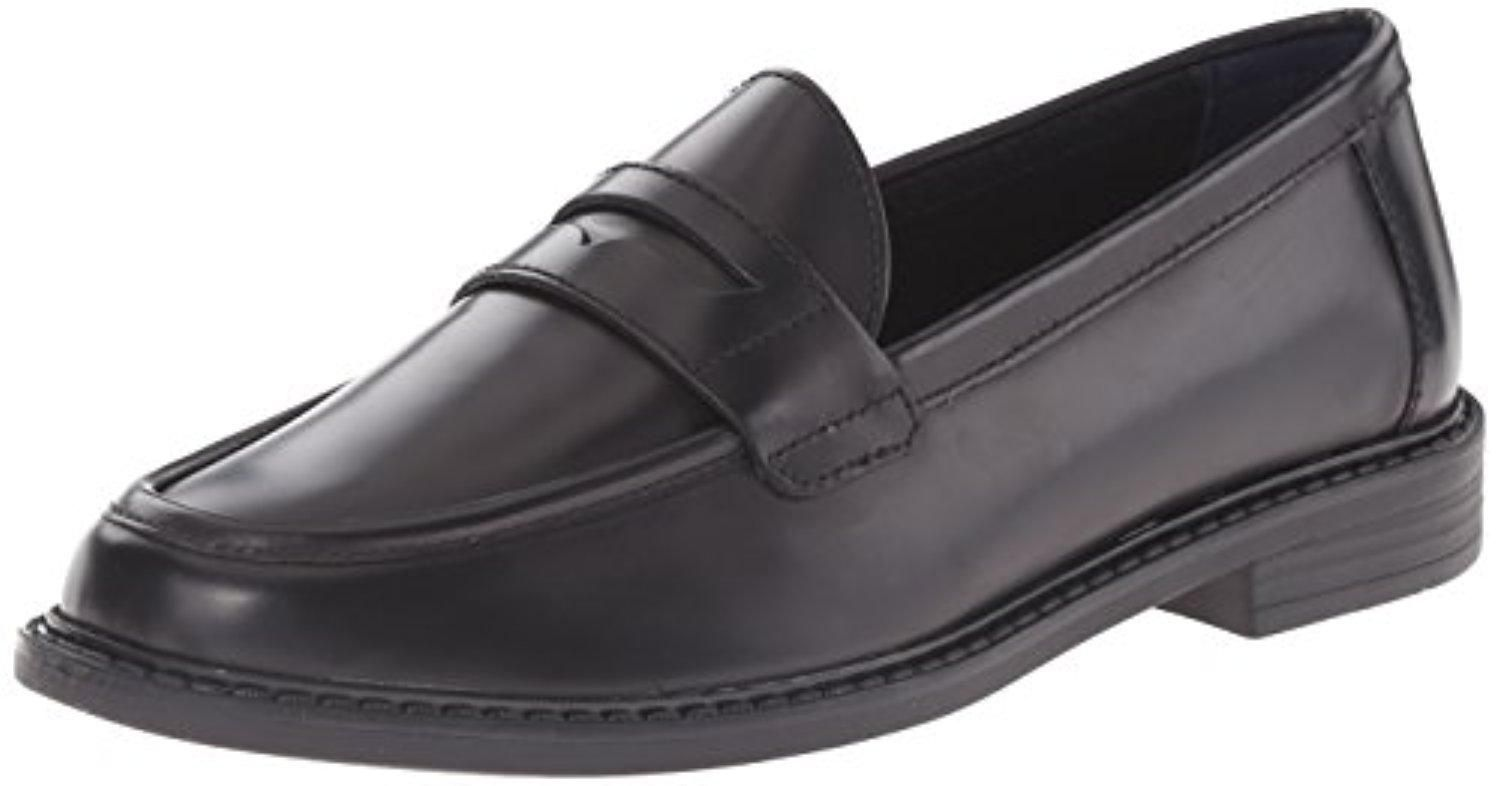 Cole Haan Women's Pinch Campus Penny Loafer, Black, 8.5 B US - Brought to you by Avarsha.com