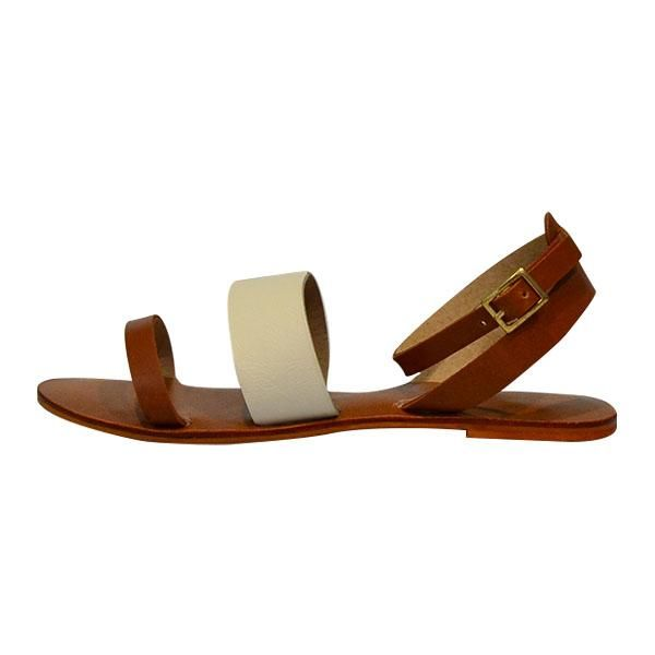 ALICIA Serendipity Duo Straps Sandals | Marikina Shoes