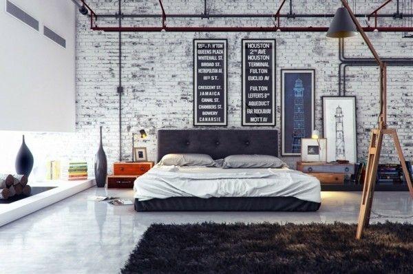 Industrial Design 50+ Ideen für die Dekoration und moderne - inneneinrichtung