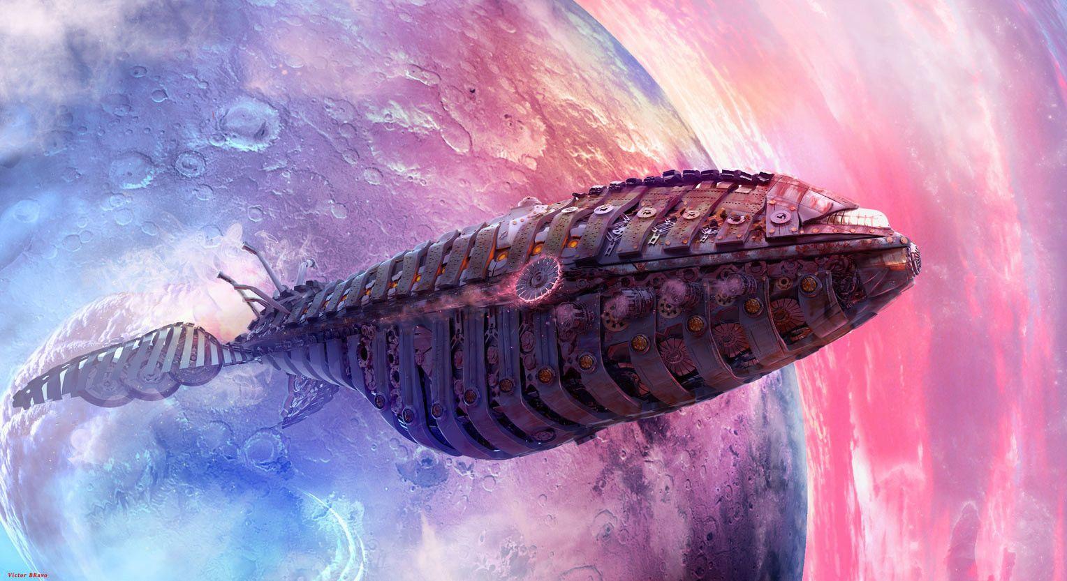 ArtStation - Nautilus , Victor Bravo