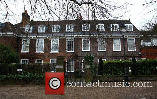 Images Of Various New Homes Purchased By George Michael Kate Moss And Jude Law In Highgate North London