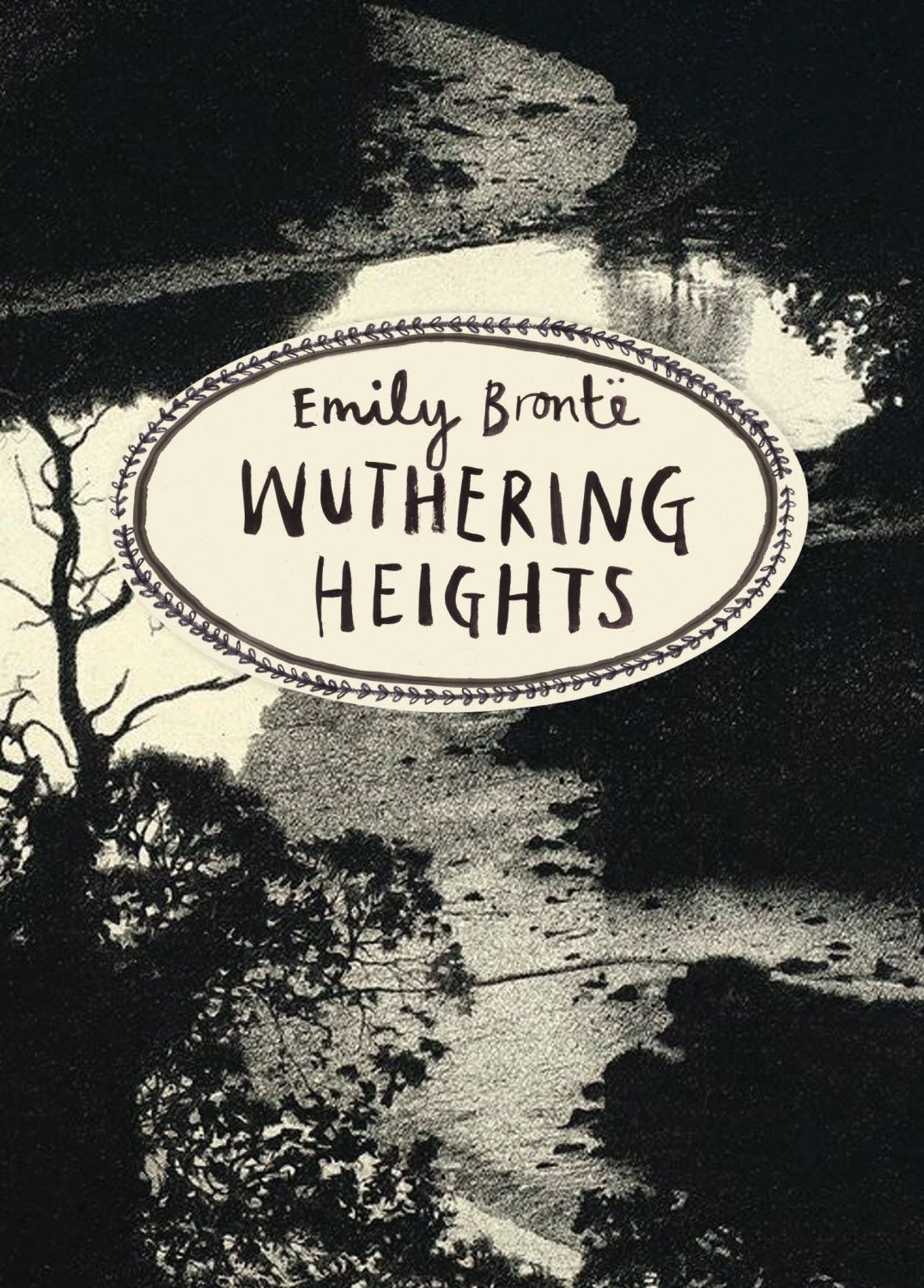 dark beautiful haunting a new cover design for wuthering dark beautiful haunting a new cover design for wuthering heights by emily bronte