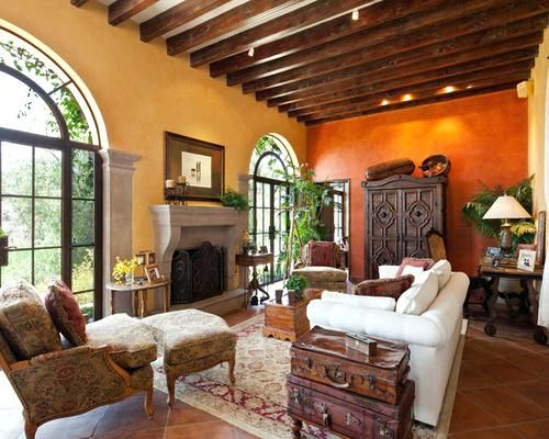 Spanish home interiors interior design for well modern ideas pictures colonial style decor  travelandwork also rh pinterest