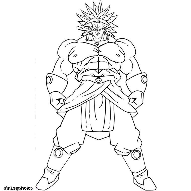 Dragon Ball Super Dessin