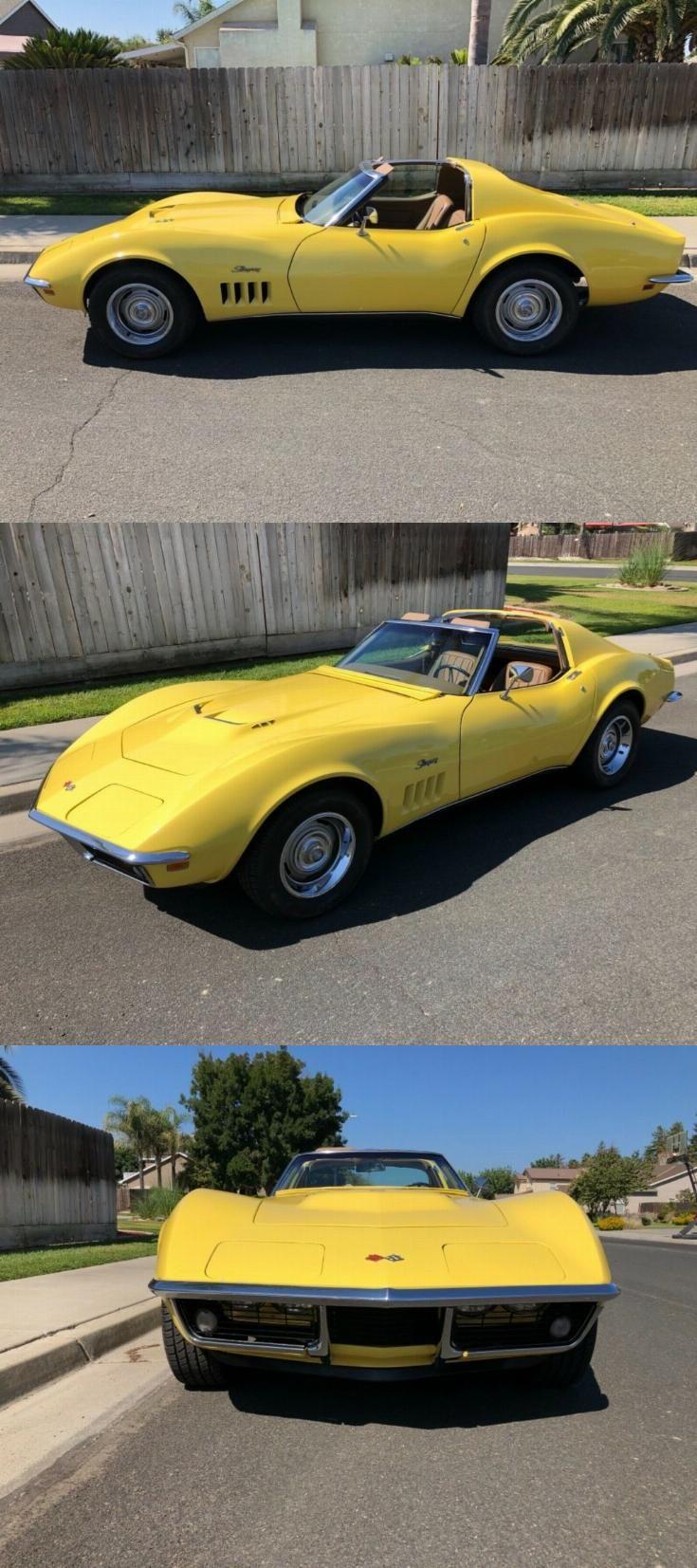 1969 Chevrolet Corvette Stingray in 2020 Chevrolet