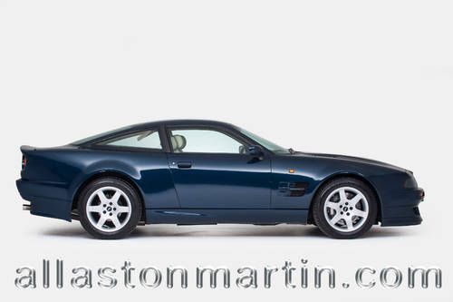 Aston Martin Vantage Supercharged 550bhp For Sale  1995