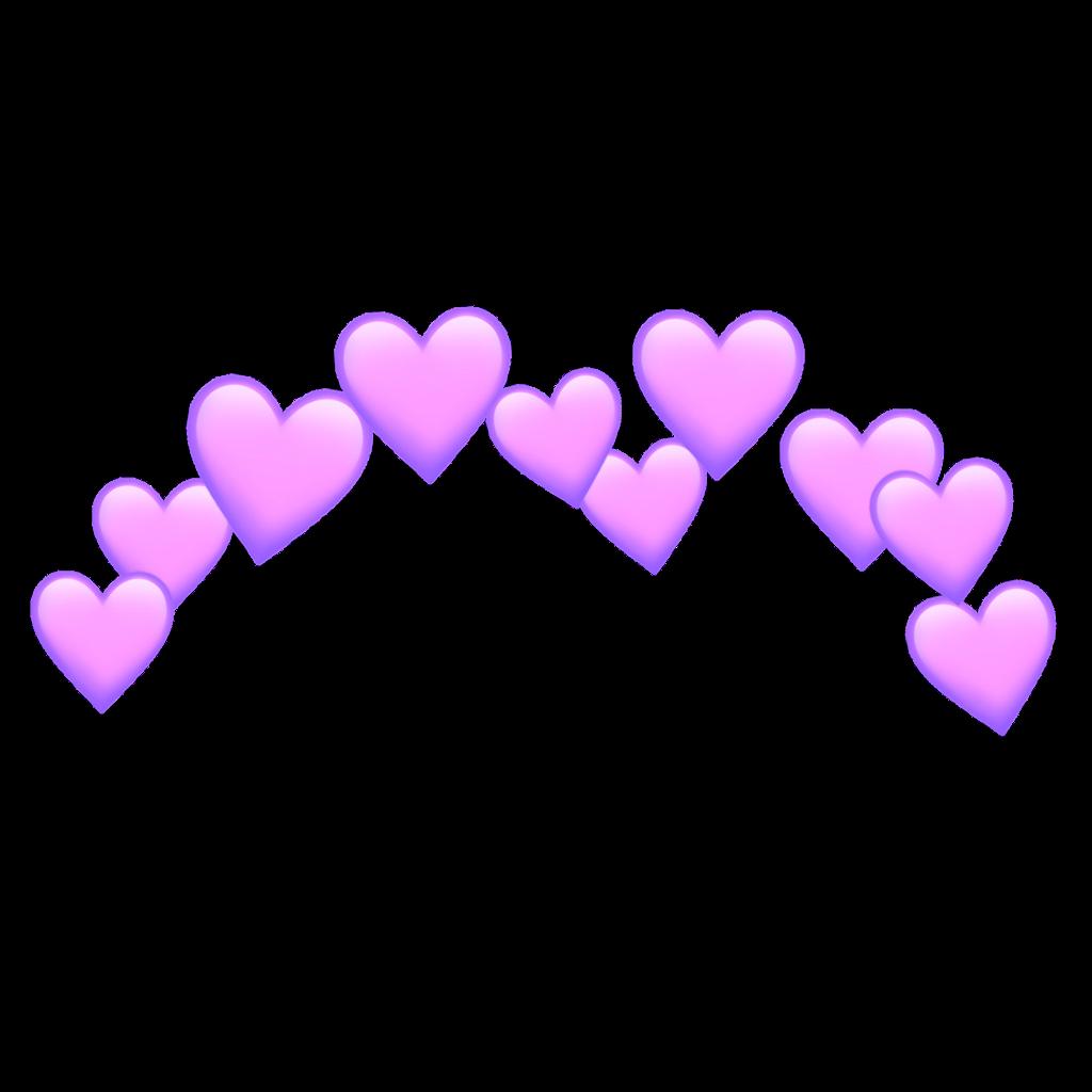 Heart Tumblr Rainbow Overlays Picsart Emoji Photo Emoji Flower