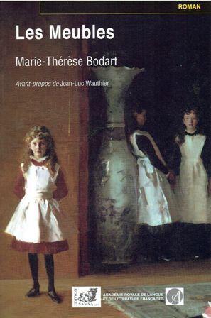 Les Meubles Roman Marie Therese Bodart Bruxelles Samsa D L