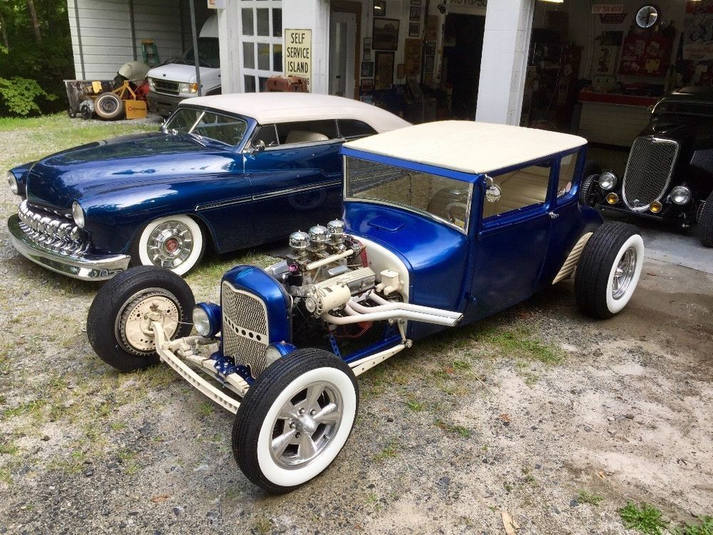 1927 Ford Model T Coupe 1927 Model T Coupe Magazine Featured Car
