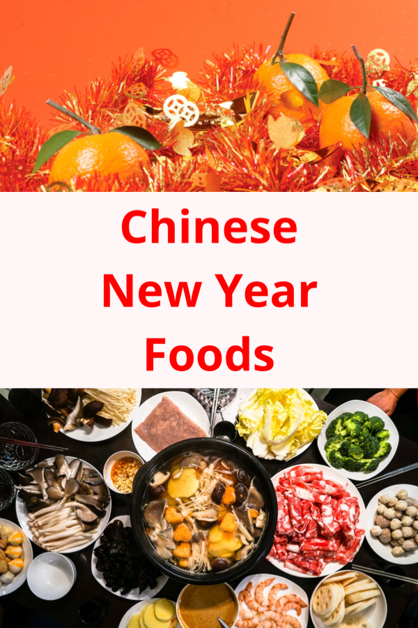 Spring Festival Foods In China Chinese New Year Aj Paris Travel Food Festival Chinese New Year Food Food