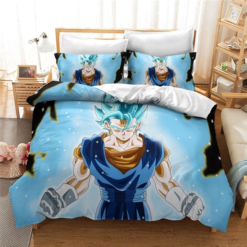 ropa de cama dragon ball en venta | eBay