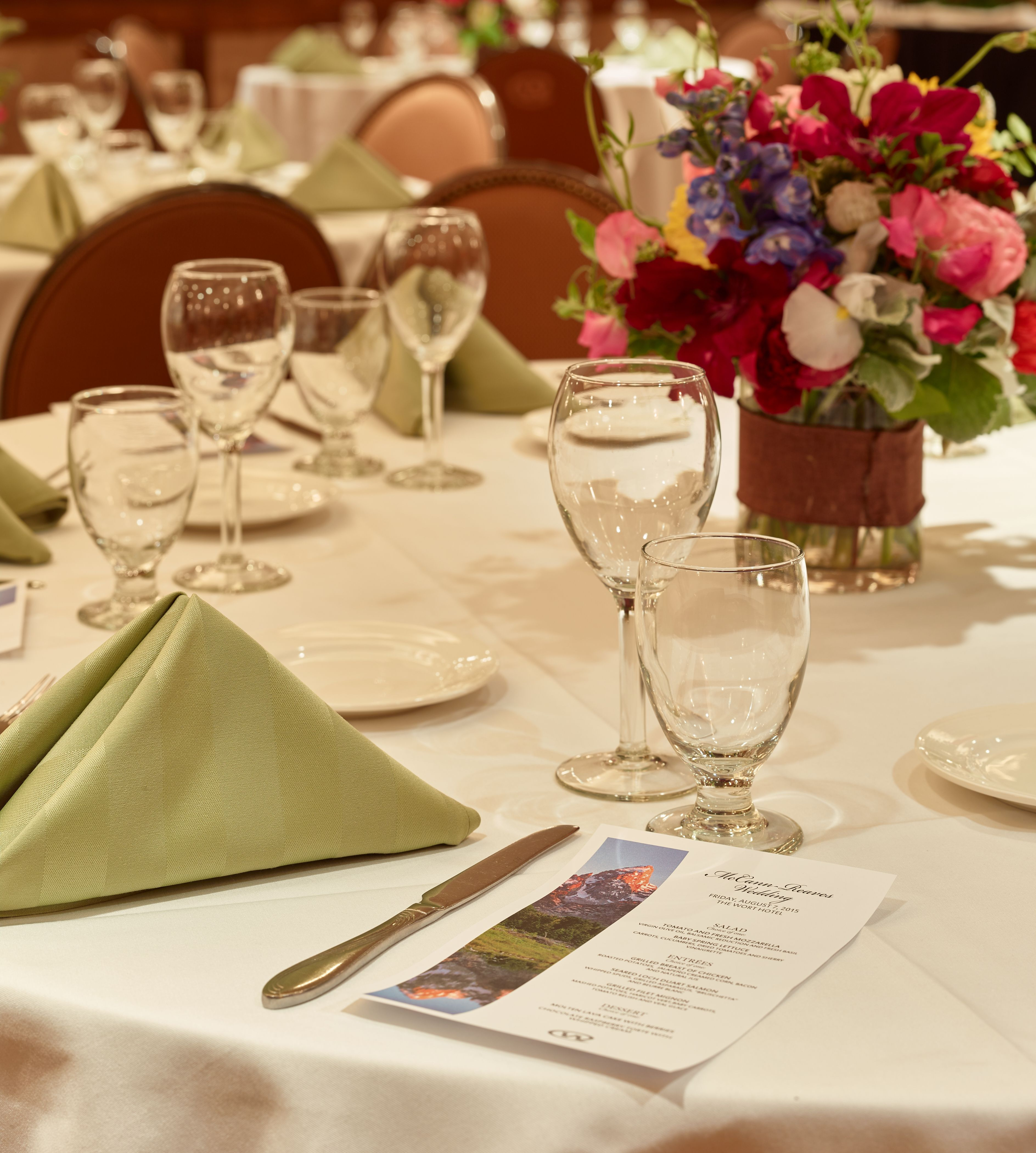 Have your next meeting or event with us in Jackson, WY
