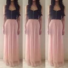 high waisted long skirts outfits - Google Search | teen's fashion ...