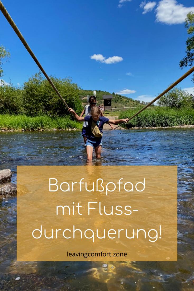 Barfußpfad Deutschland - Bad Sobernheim