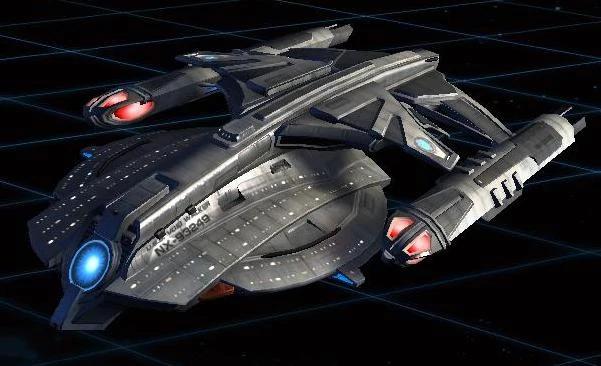 New Star Trek Ship Google Search Star Trek Ships Star Trek Starships Star Trek Universe