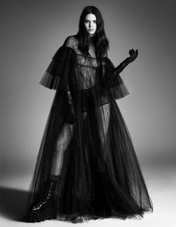 Kendall Jenner for Vogue Japan, November 2015 Photographed by Luigi & Iango