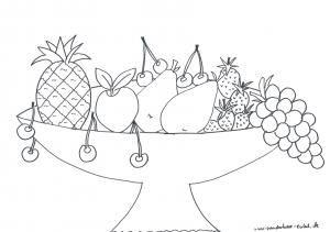 obstkorb natur basteln meine enkel und ich made with fruits and. Black Bedroom Furniture Sets. Home Design Ideas