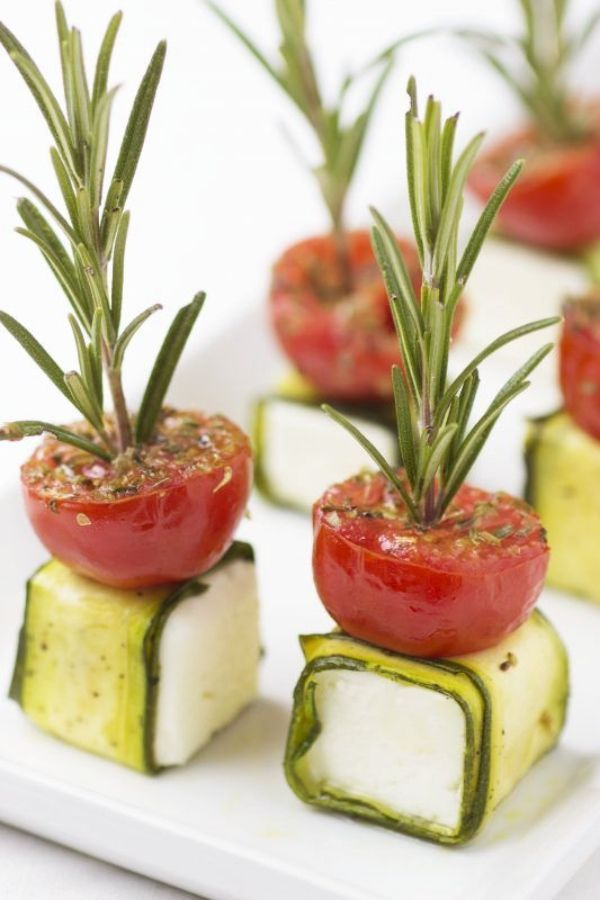 40 Clever and Innovative Food Presentation Ideas #appetizersforparty