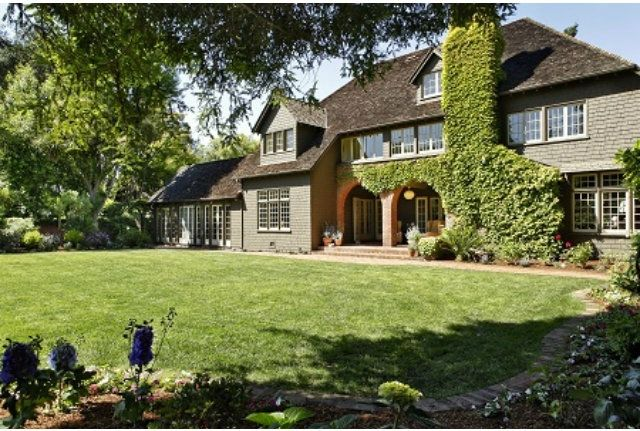 Old Palo Alto Landmark Estate Gorgeous Houses Old Westbury