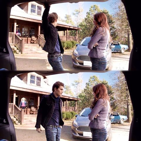 . AU: Mommy and Daddy moving into a new house because they've decided they…