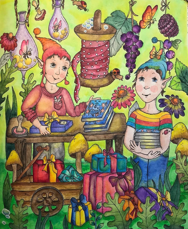 Pin On Klara Markova Fairy Miracles