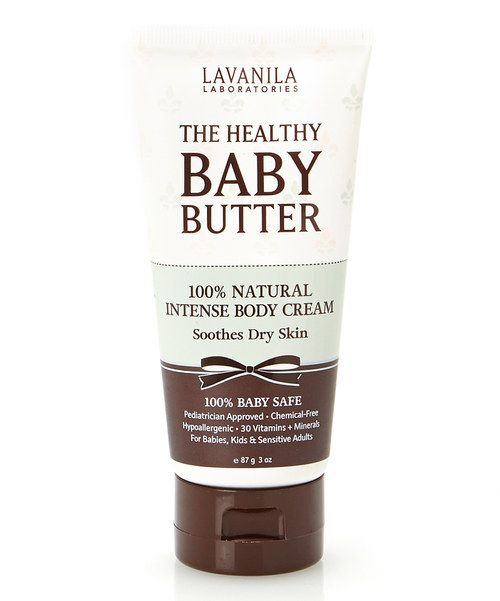 Take a look at the The Healthy Baby Butter on #zulily today!