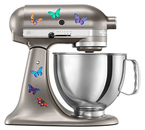 Kitchen Aid Mixer Beautiful Butterfly Artistic Full Color Post