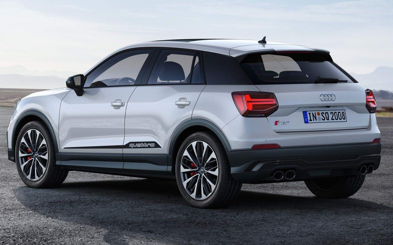 Best 2020 Model Audi Sq2 Interior Audi Suv Super Cars