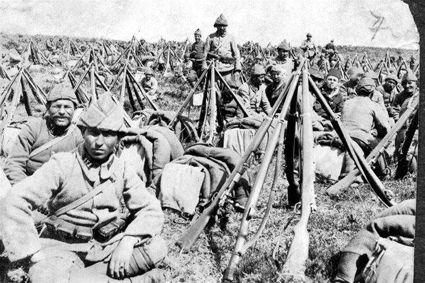 Genelkurmay arşivinden Çanakkale fotoğrafları #historyoftheworld