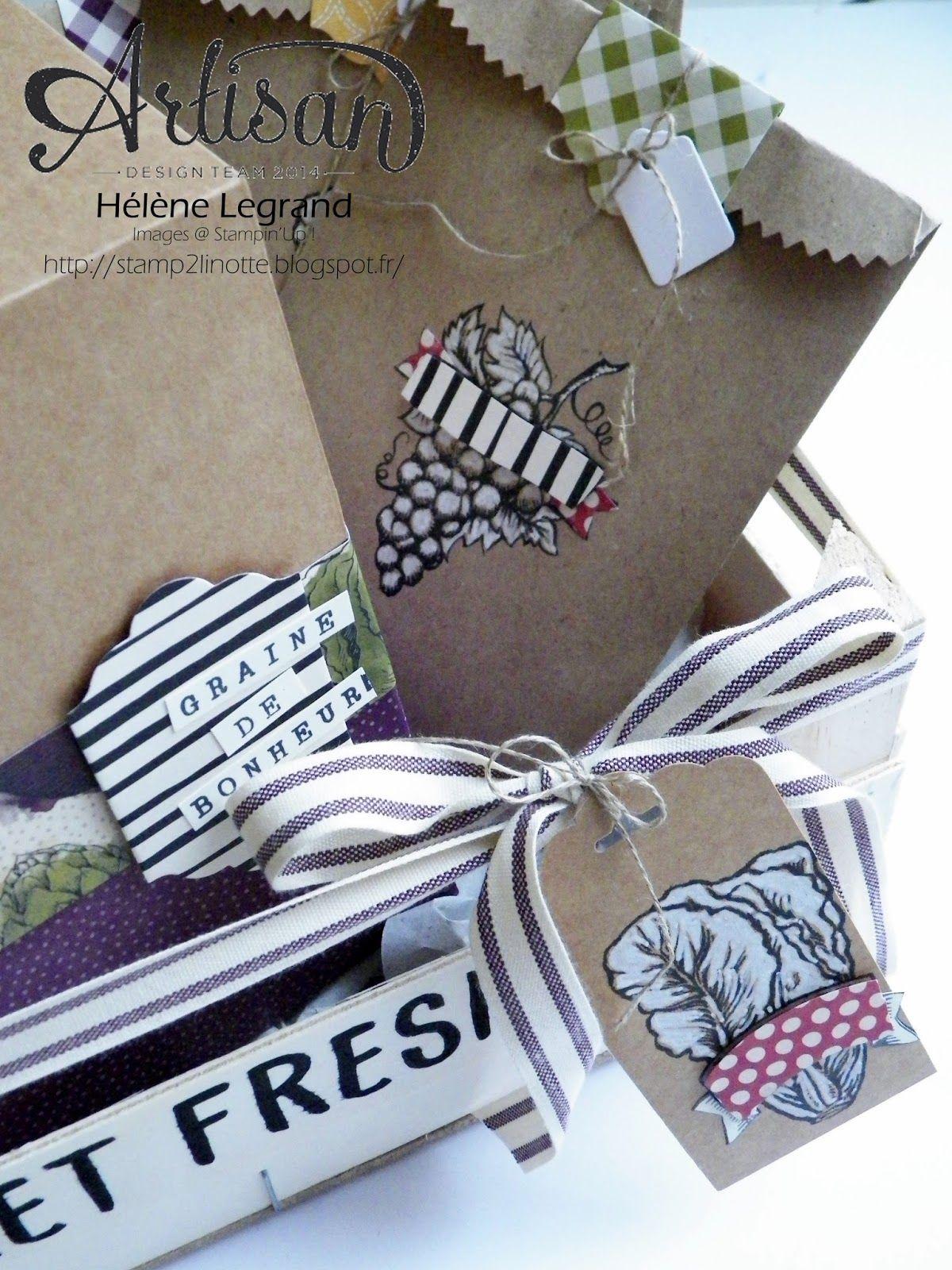 Market Fresh - Hélène LEGRAND - Stamp 2 LiNotte