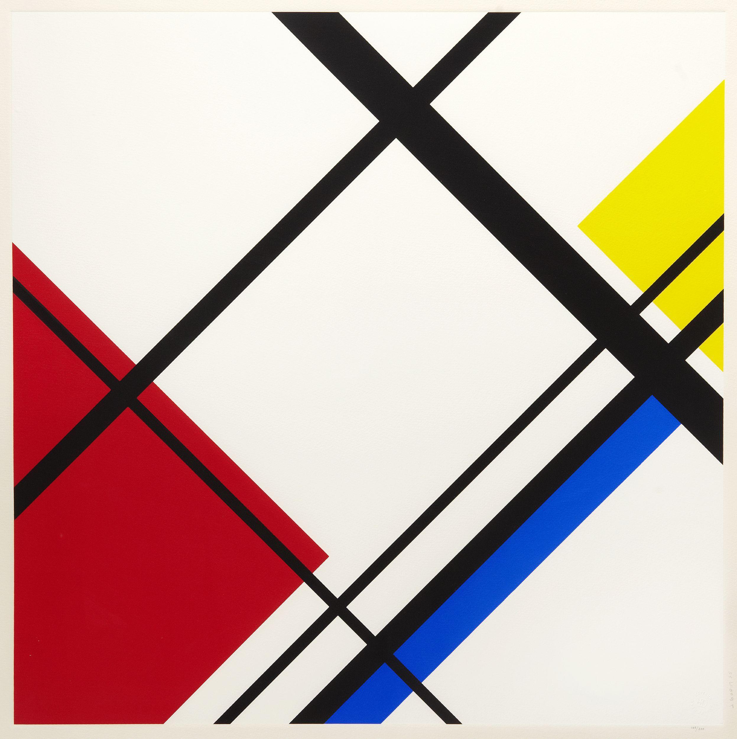Jean Gorin Neo Plasticism In 2019 Abstract Geometric Art