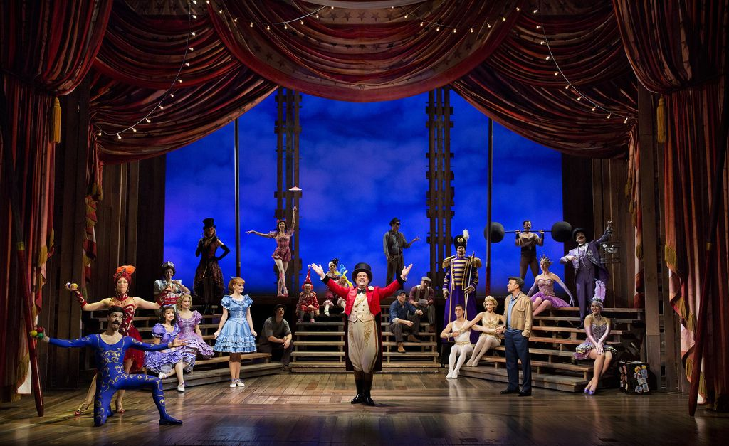84bec3e7f7a Big Fish, a musical - Location, Tickets, Reviews - Maxamoo | The ...