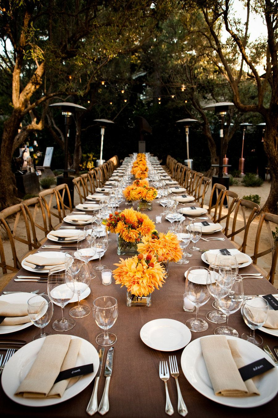 Napa Valley Welcome Dinner By Rosemary Events Family Style Table Wedding Napa