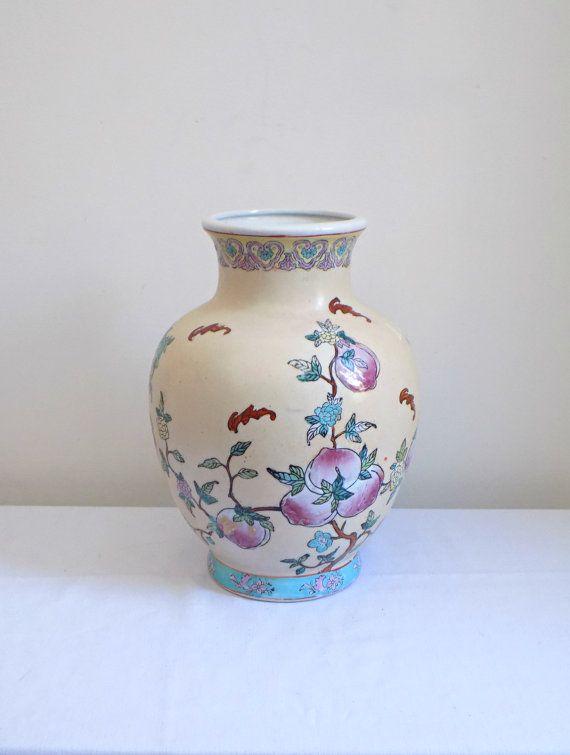 Asian enameled porcelain