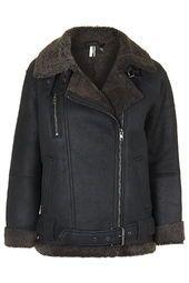 Premium Shearling Biker Jacket :) Check out my blog handlethisstyle.com