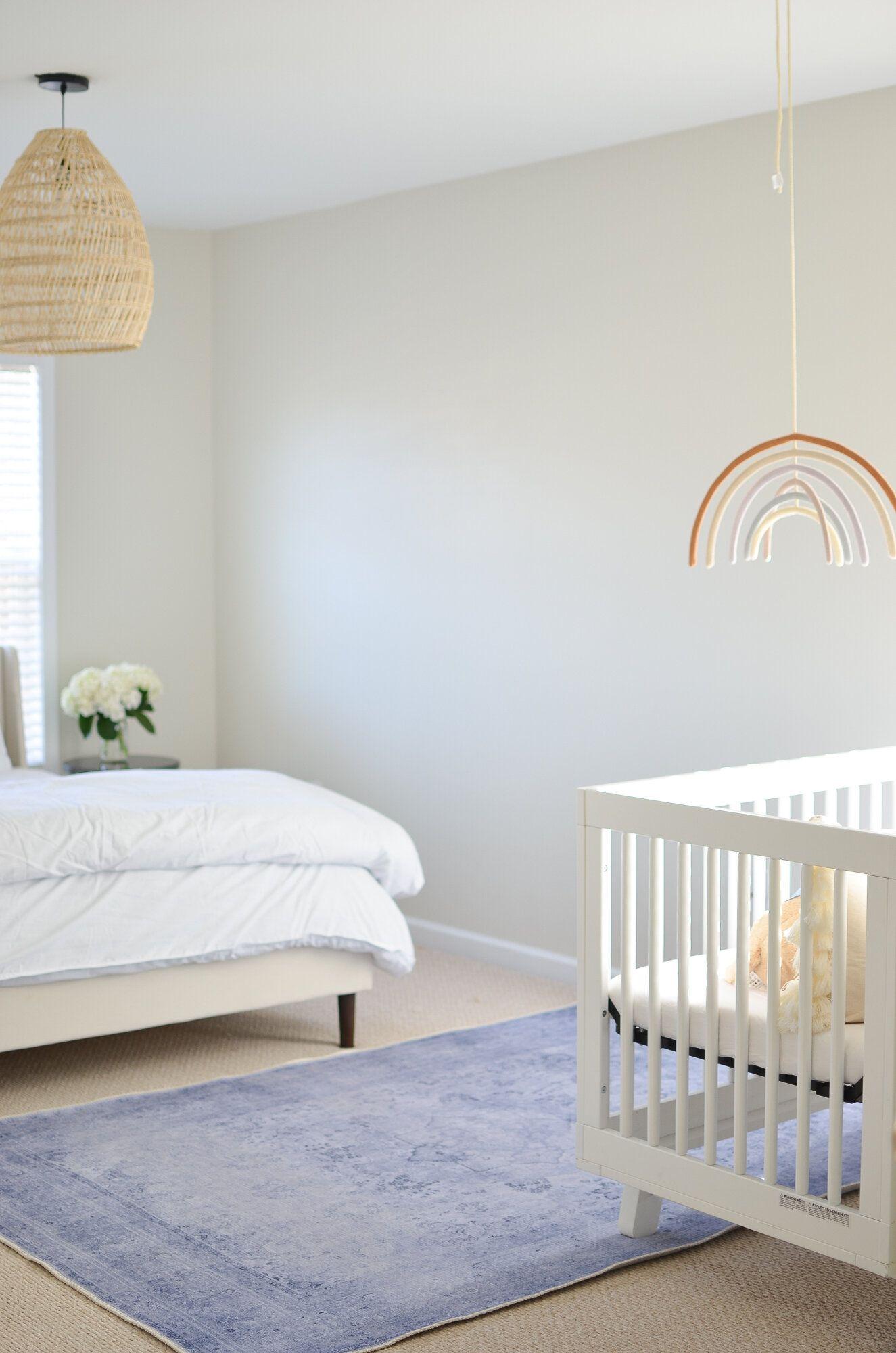 Modern Baby Boy Room: Baby Boy Nursery Reveal: Our Modern Nursery And Guest Room