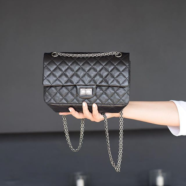 a4c4680f8 Chanel 2.55 Reissue | Bags in 2019 | Bags, Chanel reissue, Chanel