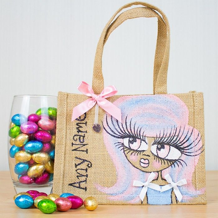 Claireabella easter gift bag claireabella pinterest easter claireabella easter gift bag negle Image collections