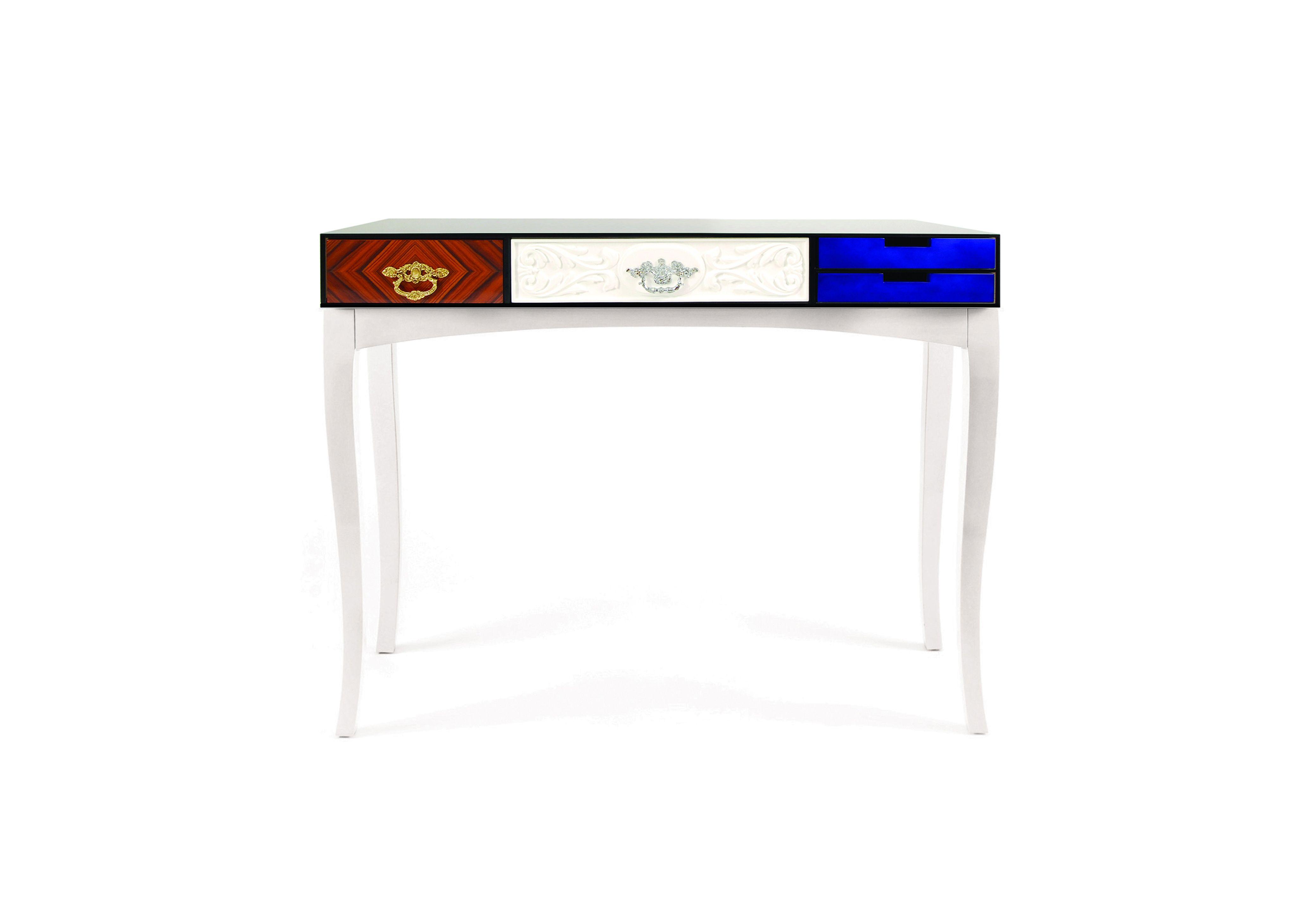 Glass console table with mirror soho console table by boca do lobo  cadolobo bocadolobo