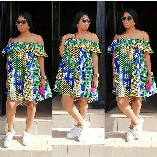 African Print Fancy Maternity Dresses: Fab! #asoebi #asoebispecial #speciallovers #wedding #dress